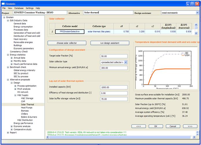 Einstein Energy Software